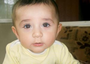Халиду Сабанчиеву было всего два месяца, когда убили его отца