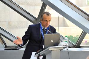Председатель правления итальянской некоммерческой организации ASSAIF Альберто Бруньони