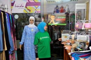 Сотрудники магазина «Irada» приняли активное участие в акции фонда