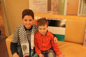 Палестинцы победят, ибо все-таки последнее слово остается за добром!